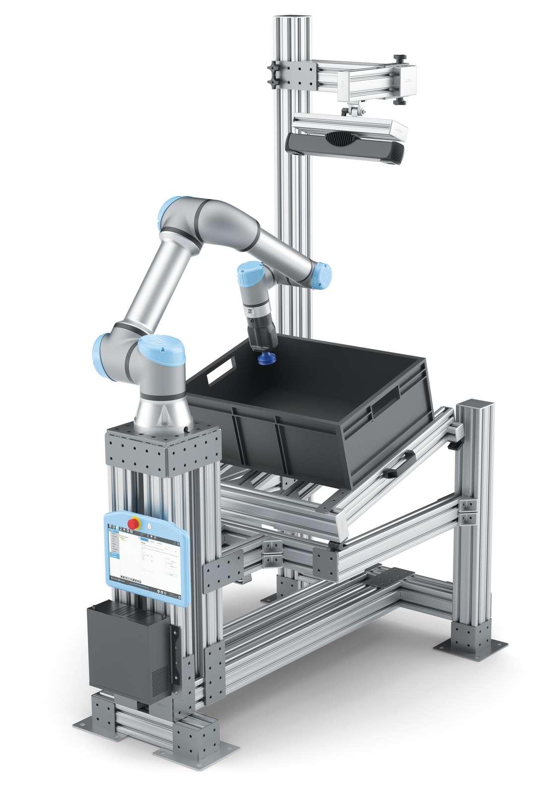 Universal Robots wprowadza zestawy aplikacji UR+