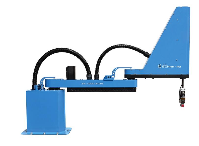 Roboty przemysłowe SCARA WObit