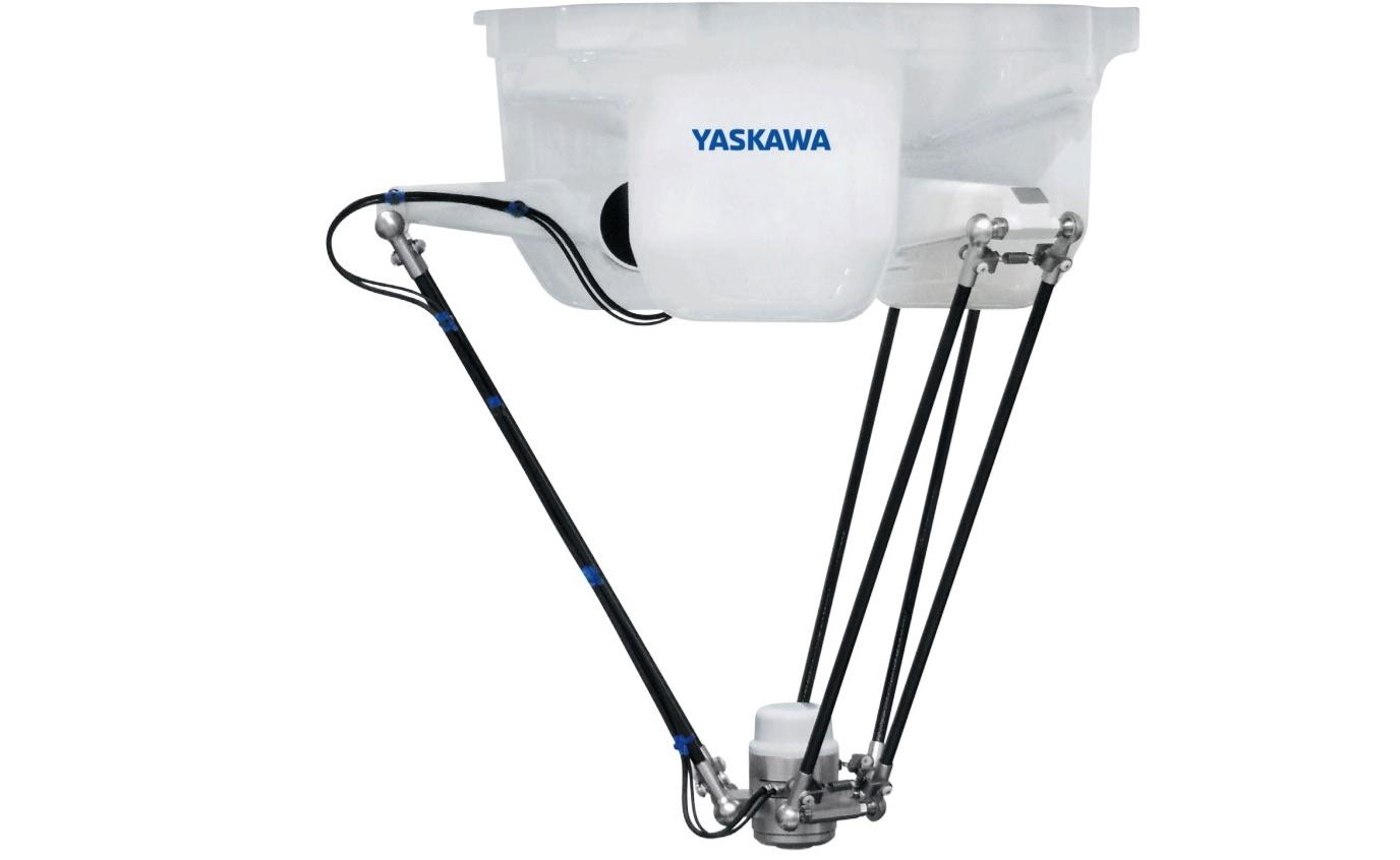Czteroosiowe roboty MPP3 firmy YASKAWA