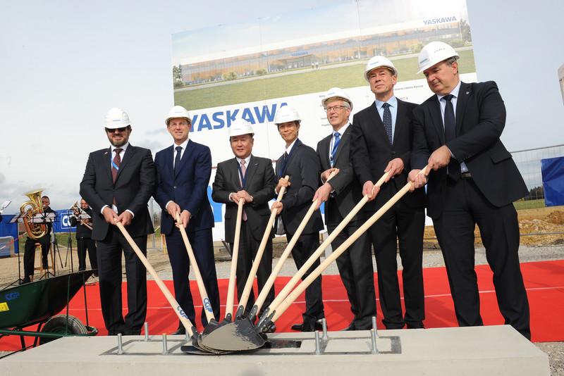 Yaskawa otwiera fabrykę na Słowenii
