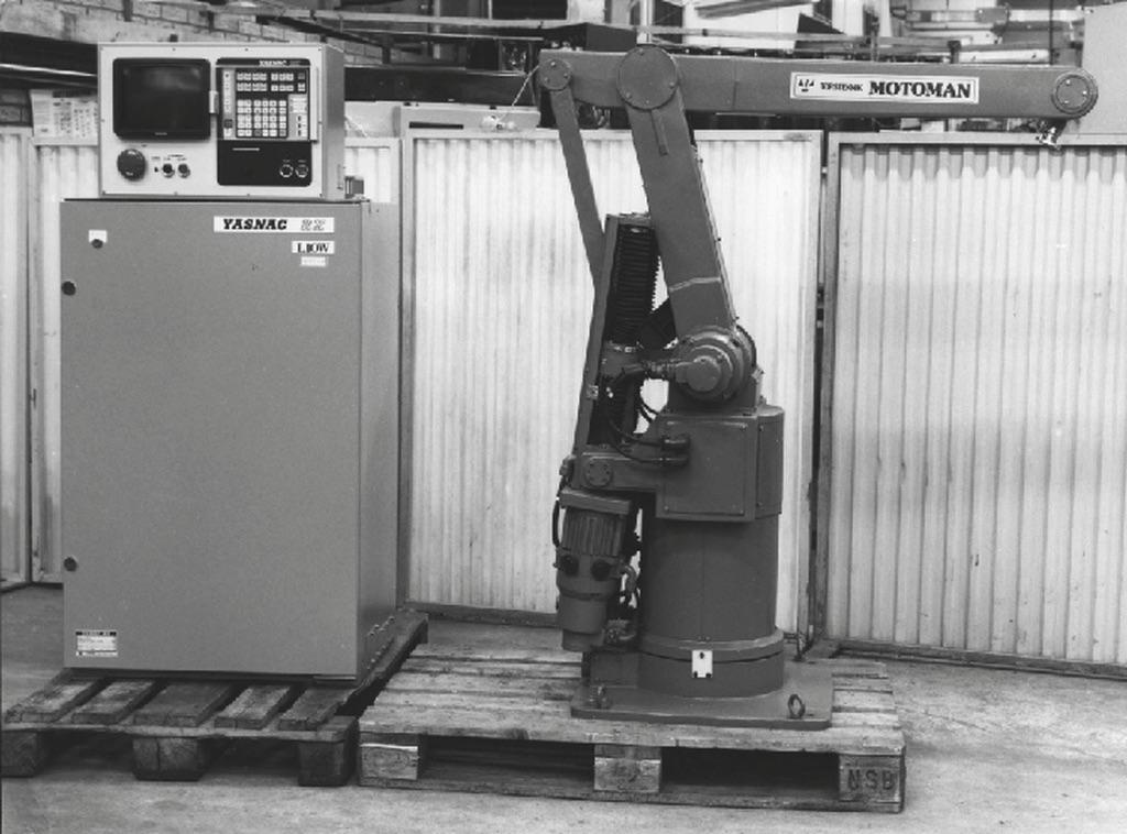 robot MOTOMAN L10 yaskawa