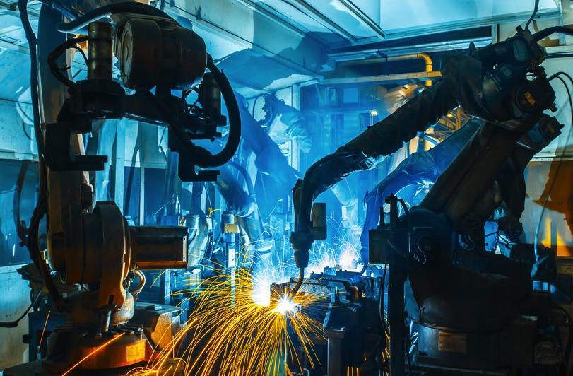 Roboty spawalnicze - przegląd rynku
