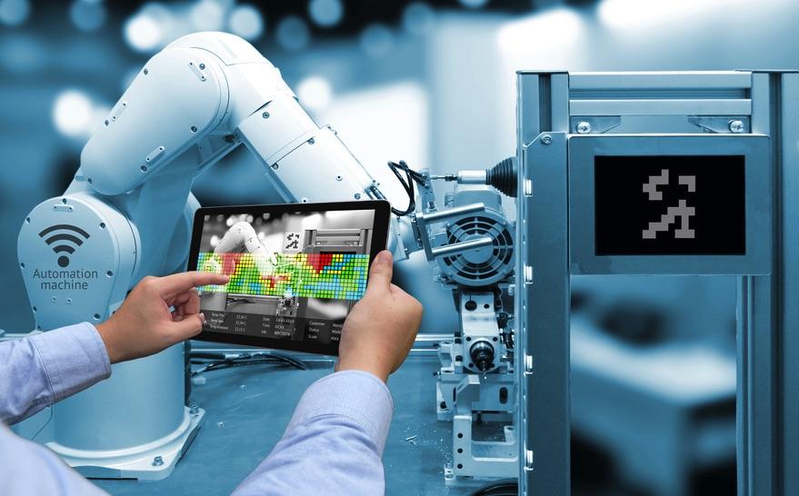Paradoksy Przemysłu 4.0 - co spowalnia cyfrową rewolucję?