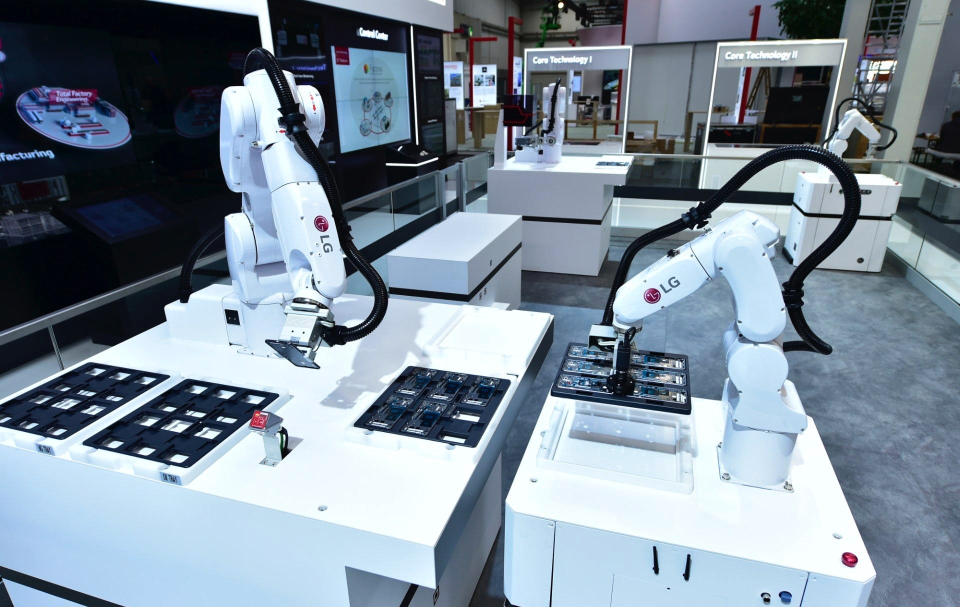 Inteligentne rozwiązania dla przemysłu na Hannover Messe 2019