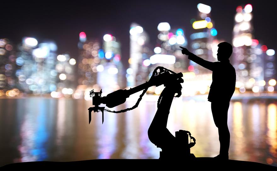Roboty współpracujące Coboty - przegląd rynku