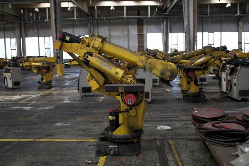 Rozwój robotyzacji w polskim przemyśle