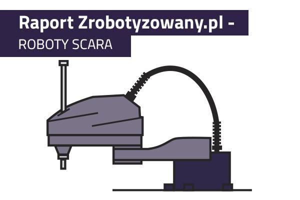 Roboty Scara - przegląd rynku 2020