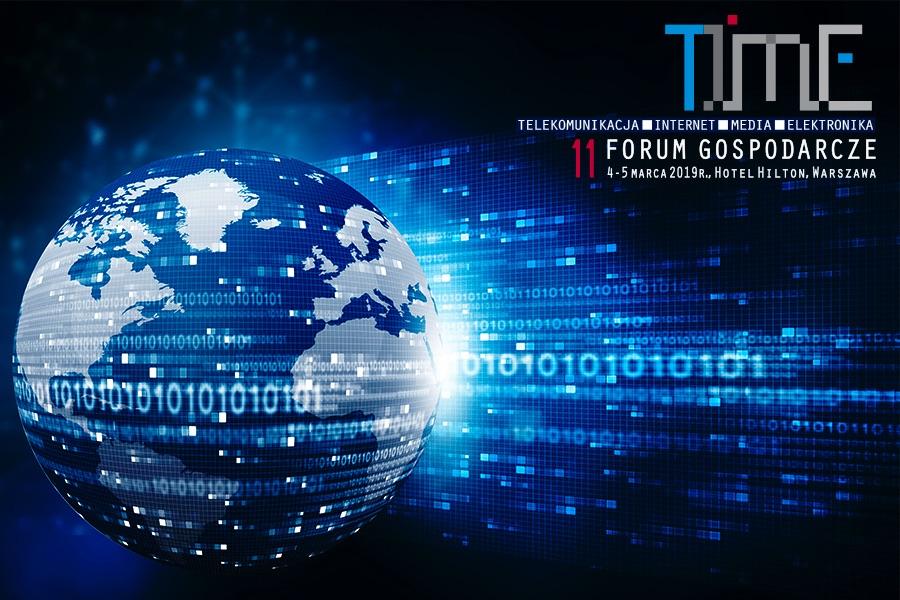 11 Forum Gospodarcze TIME 2019