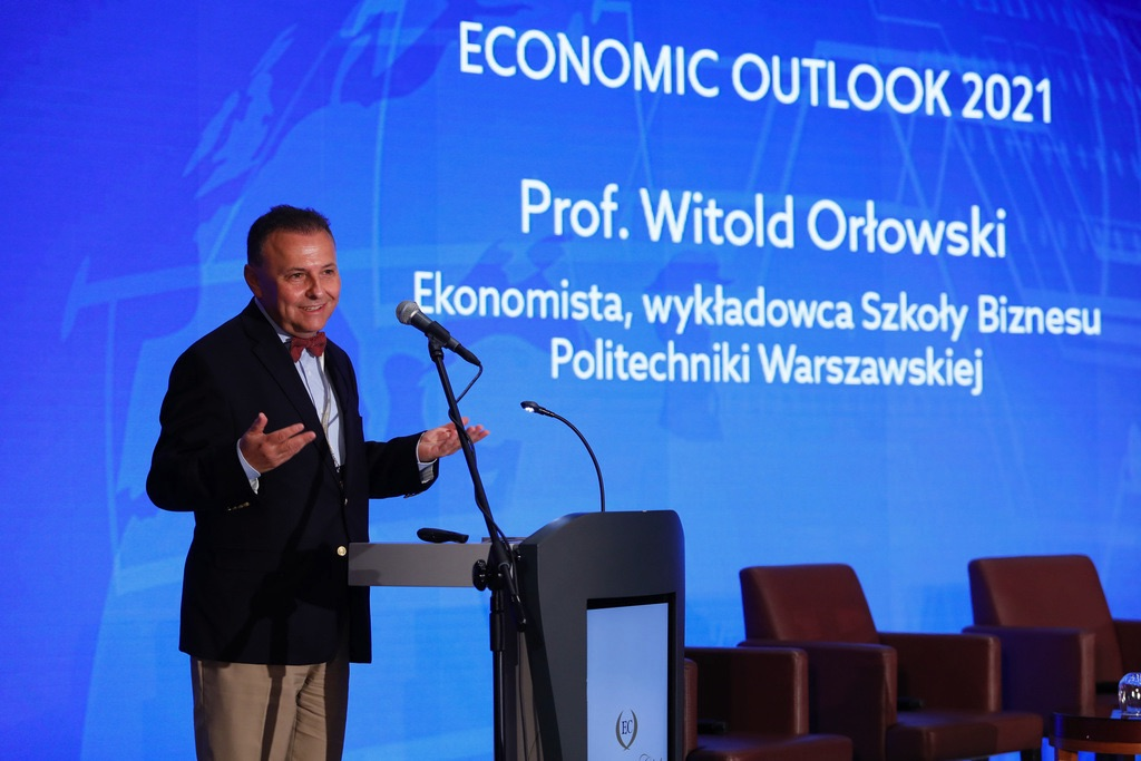 Profesor Witold Orłowski Executive Innovation Forum