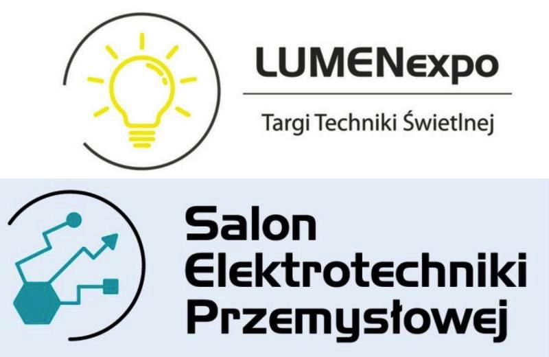 Salon Elektrotechniki Przemysłowej i Lumenexpo