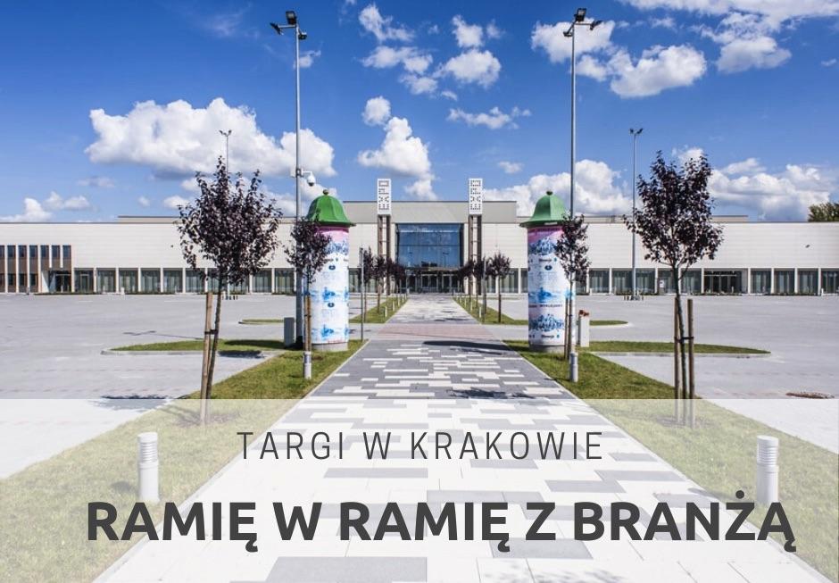 Targi w Krakowie wspierają branżę