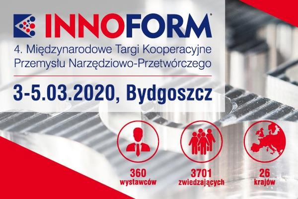Targi INNOFORM 2020