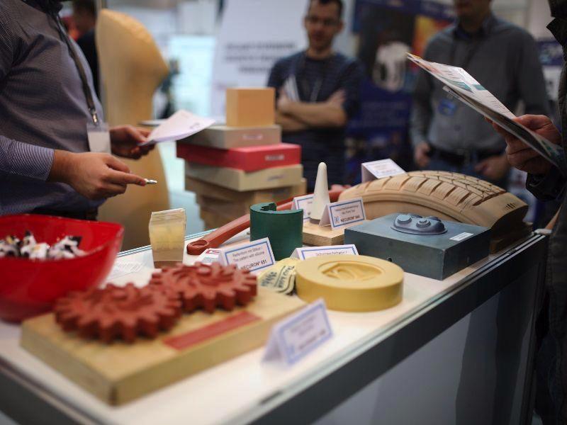 Targi KOMPOZYT-EXPO 2018 produkty