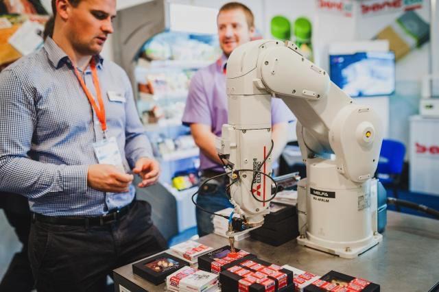 Packaging Innovations robot