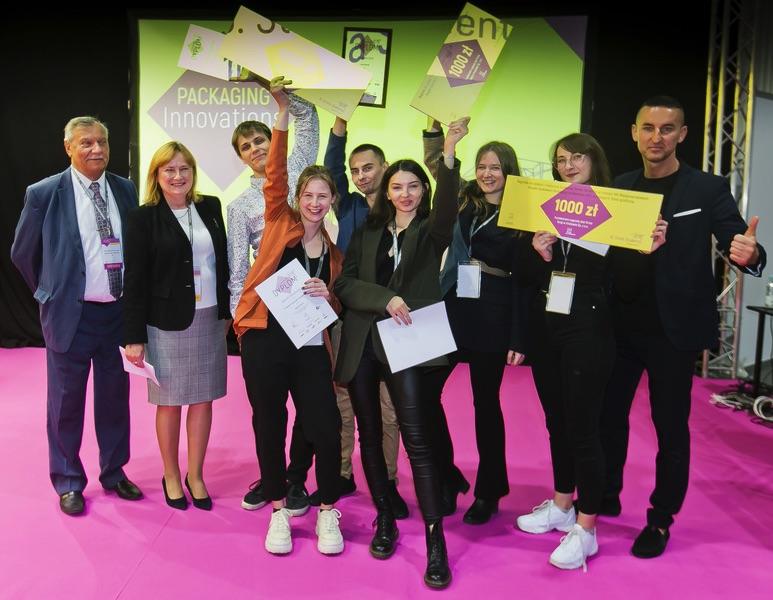 Konkursu Strefa Studenta Packaging Innovations 2021