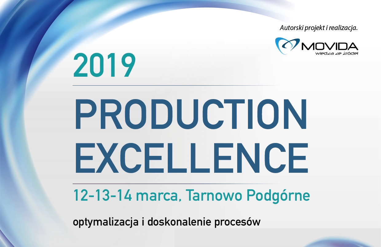 Spotkanie Production Excellence 2019