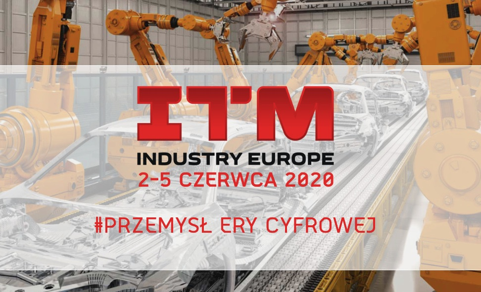 ITM Industry Europe 2020 – Targi ery cyfrowej