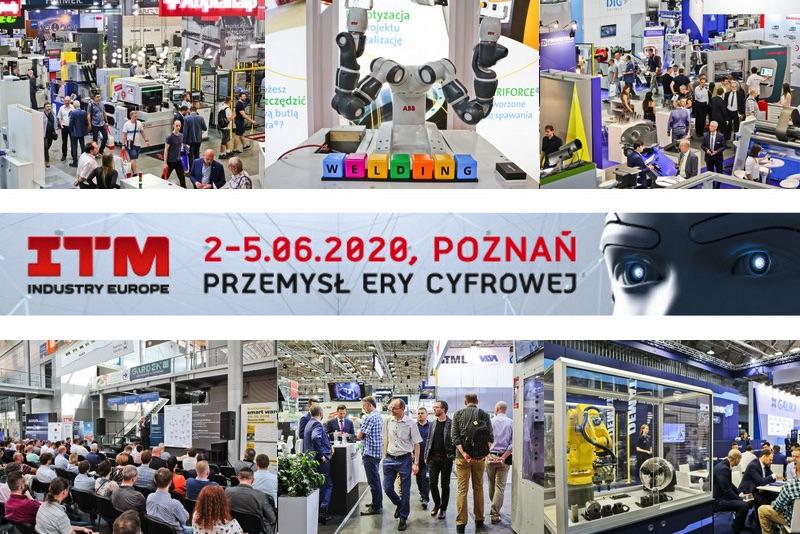 ITM Industry Europe z nowościami