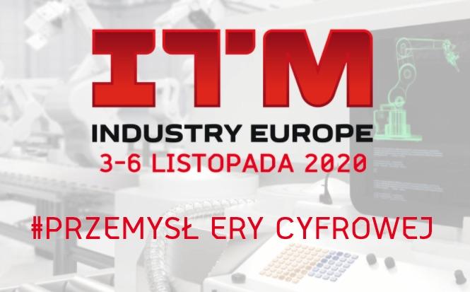ITM Industry Europe przełożone na listopad