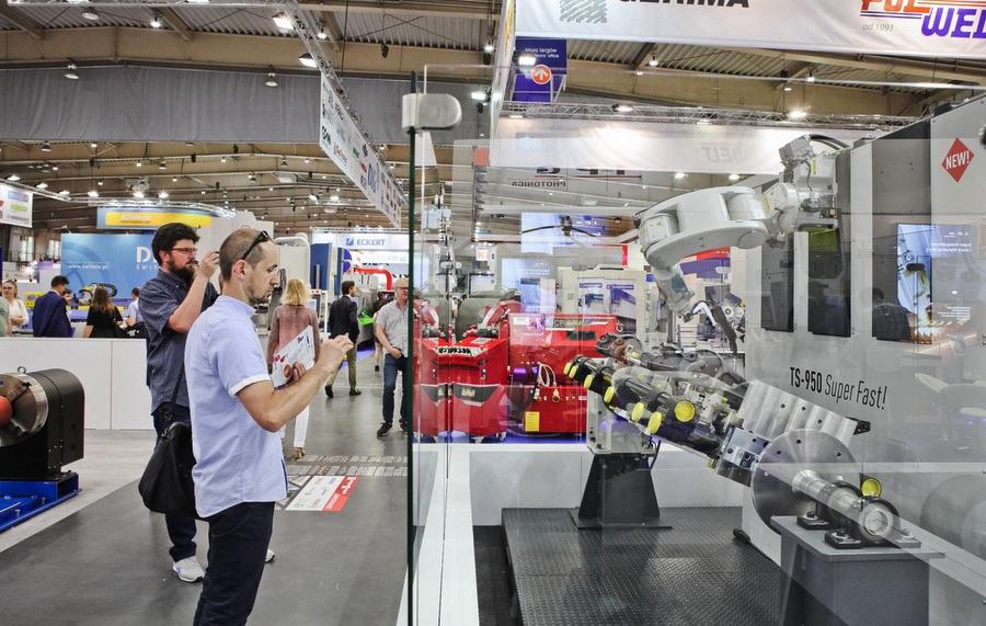 ITM Industry Europe 2019 roboty