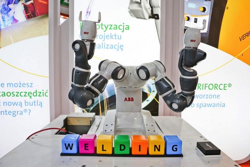 ITM 2019 robot ABB