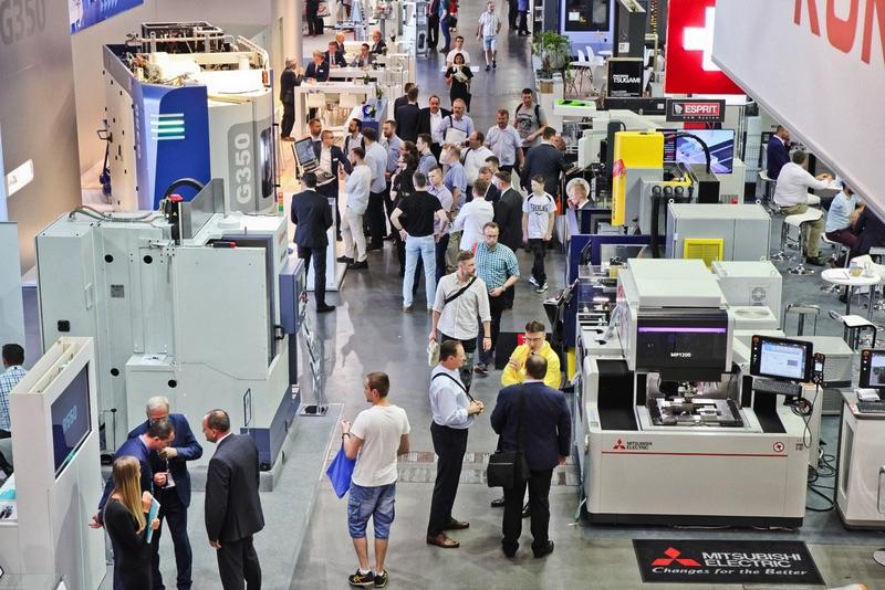 Maszyny na ITM Industry Europe 2019