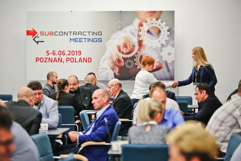 Subcontracting spotkania matchmakingowe Subcontracting Meetings
