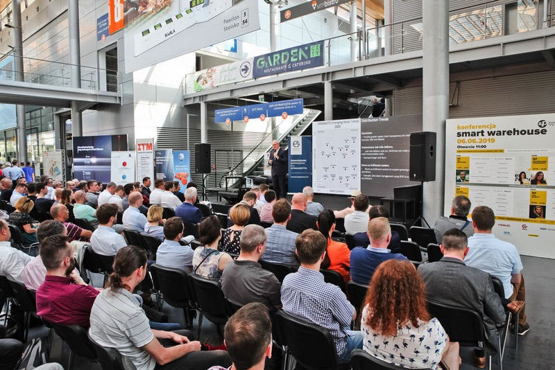 Modernlog 2019 konferencja Smart Warehouse