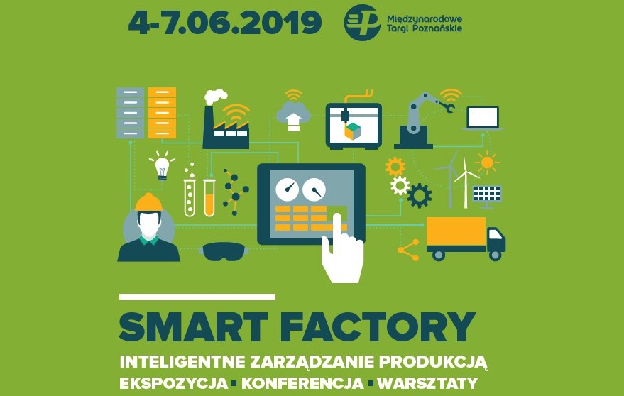 Smart Factory na ITM Polska 2019