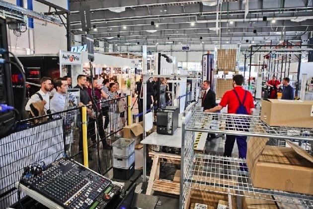 Modernlog i ITM Industry Europe 2019