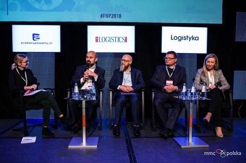 Przemysłowe trendy na Forum Nowoczesnej Produkcji