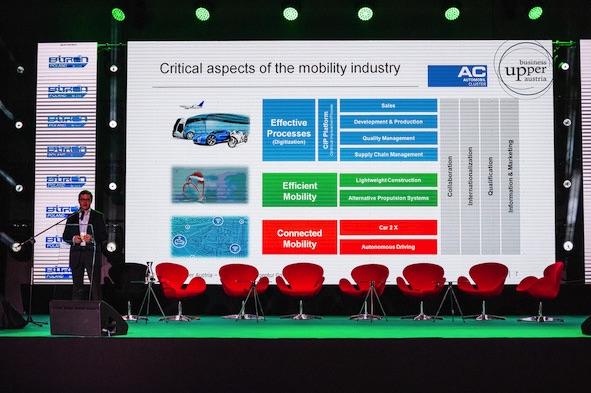 International Automotive Business Meeting wykład
