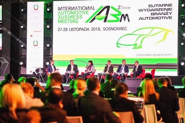 International Automotive Business Meeting panel