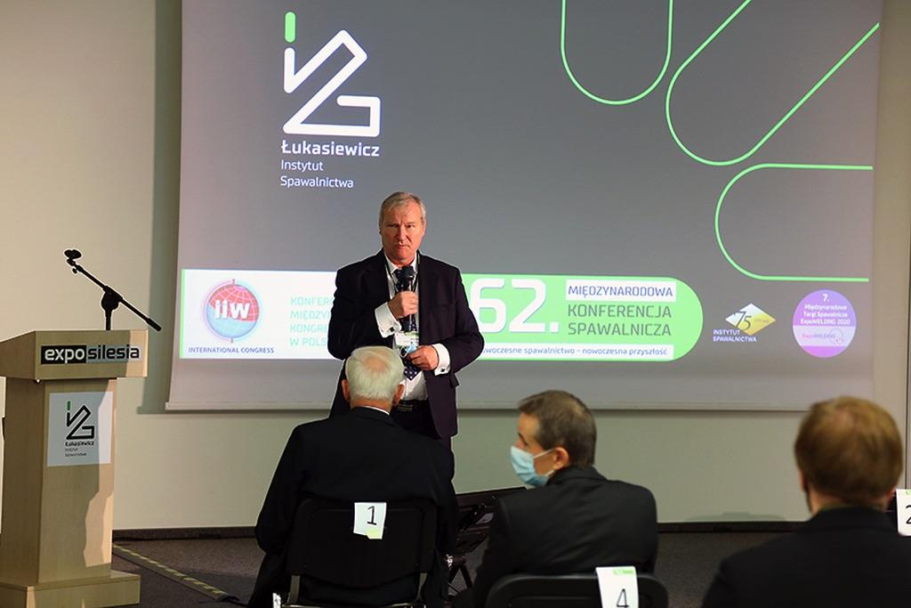 Międzynarodowa Konferencja Spawalnicza w Expo Silesia