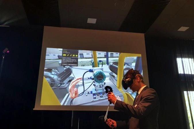 Wirtualna rzeczywistość na Process Automation