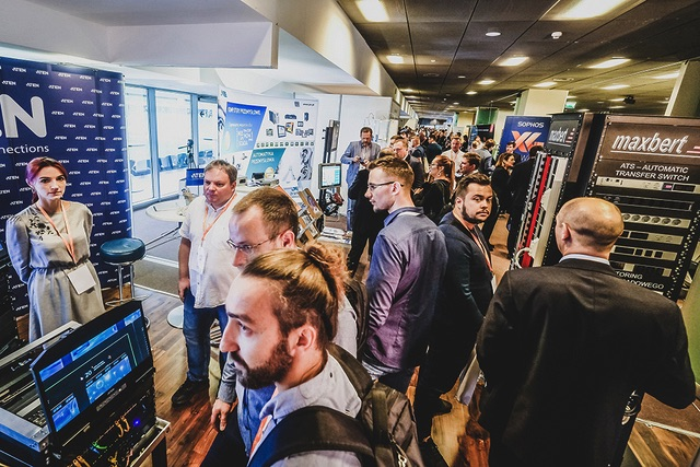 IT Future Expo stoiska