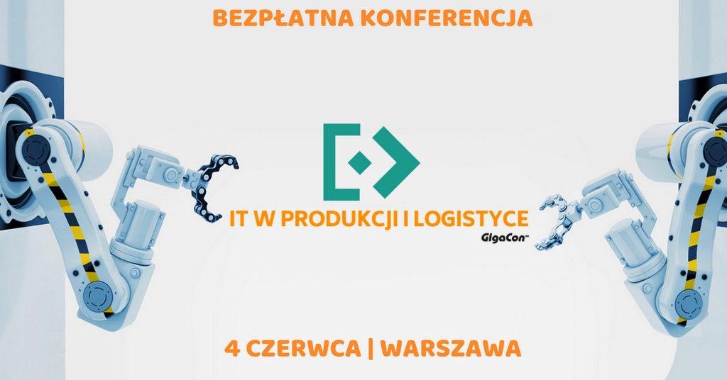 Konferencja IT w Produkcji i Logistyce 2019