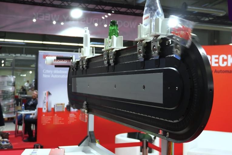 automatyka na targach przemysłowych