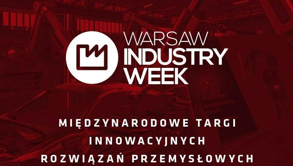 Odbierz zaproszenie na Warsaw Industry Week