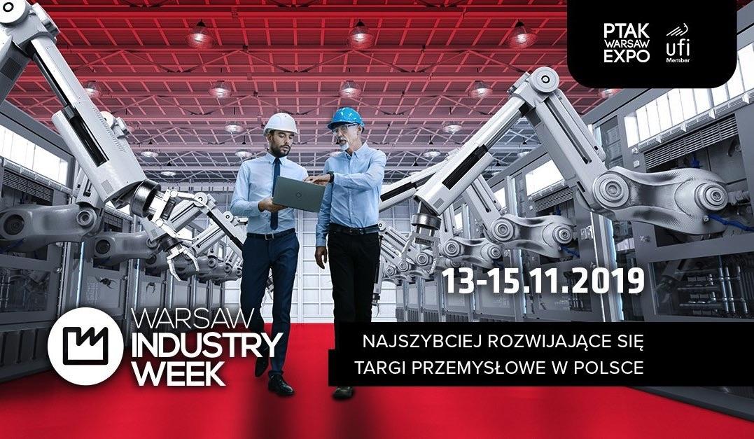 Przemysłowe Targi Warsaw Industry Week